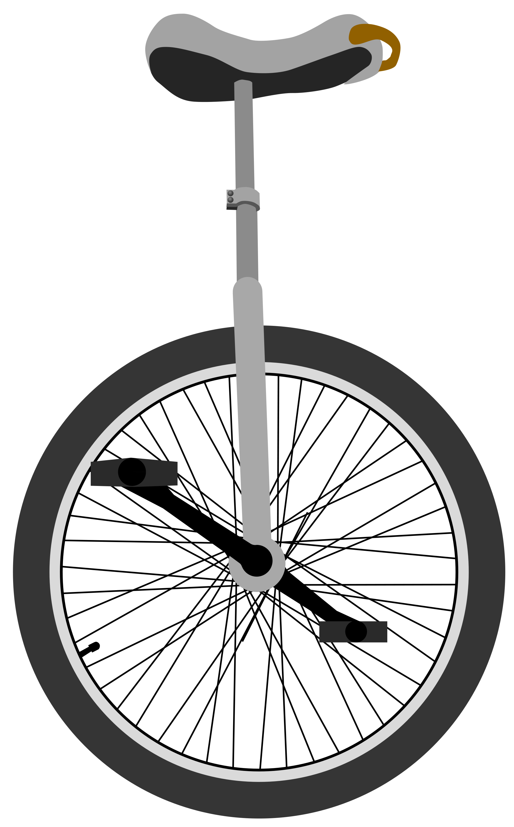 vector library stock Unicycle drawing. At getdrawings com free
