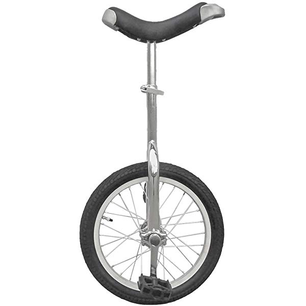 clip art royalty free Amazon com fun inch. Unicycle drawing red