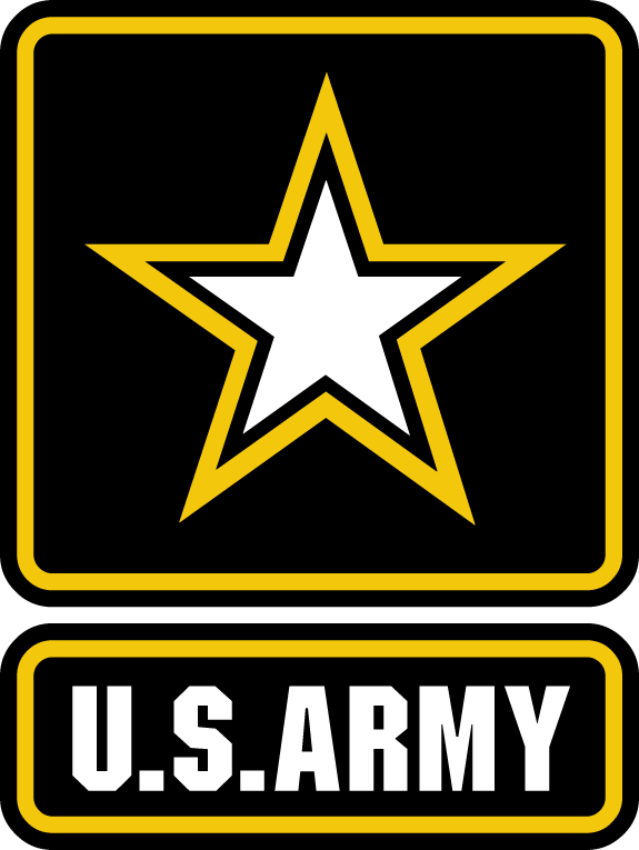 vector royalty free United states army clipart. College logos clip art