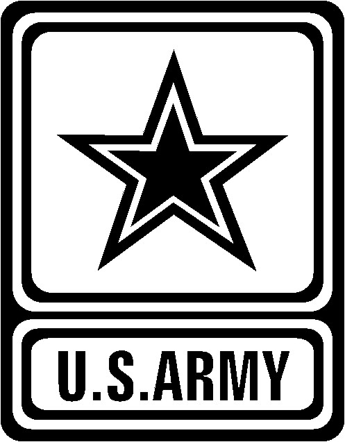 jpg freeuse Free download best . United states army clipart