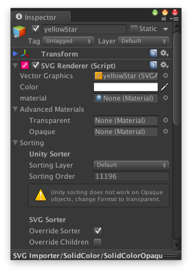 picture free download Unity svg importer. Documentation vector graphics plugin