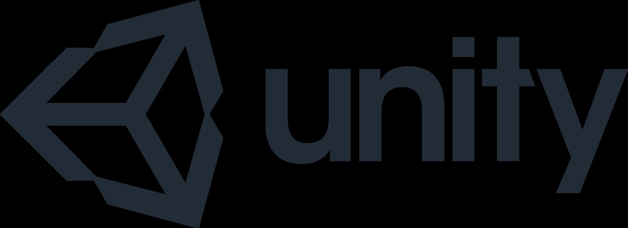 clip royalty free library File technologies logo wikimedia. Unity svg