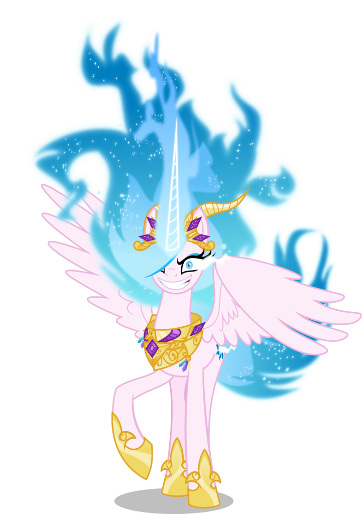 picture stock  absurd res alicorn. Universe vector background design