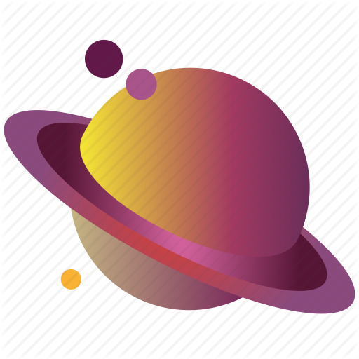 graphic free library Universe vector galaxy. Flat design lalunar by