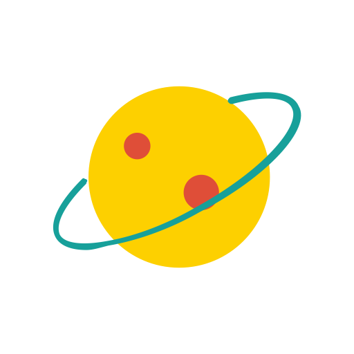 png free download Star flat icon png. Universe vector planet
