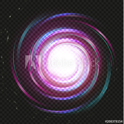 picture royalty free Spiral magic background bright. Universe vector purple galaxy