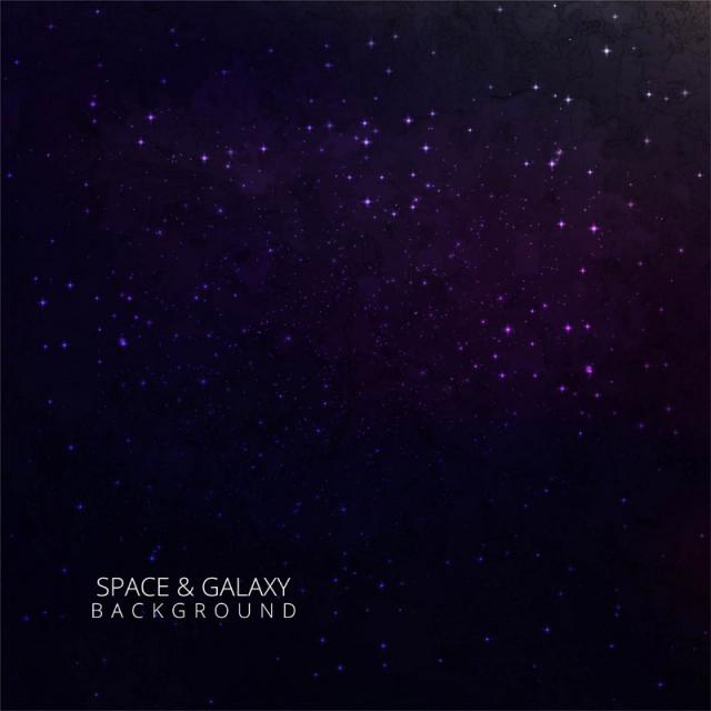 vector transparent library Universe vector purple galaxy. Abstract filled with stars