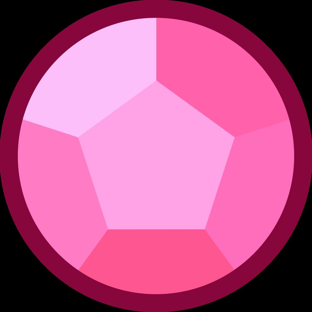 banner freeuse stock Rose quartz gem from. Universe vector steven
