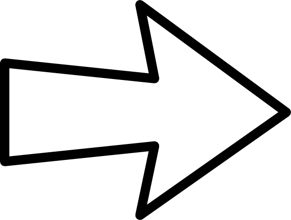 image library library arrows signs clipart #56954982