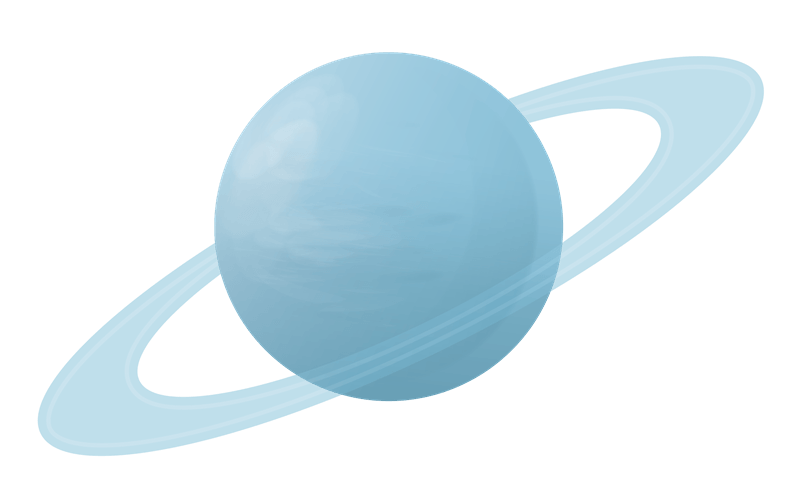 graphic black and white stock Uranus transparent clip art. Clipart at getdrawings com