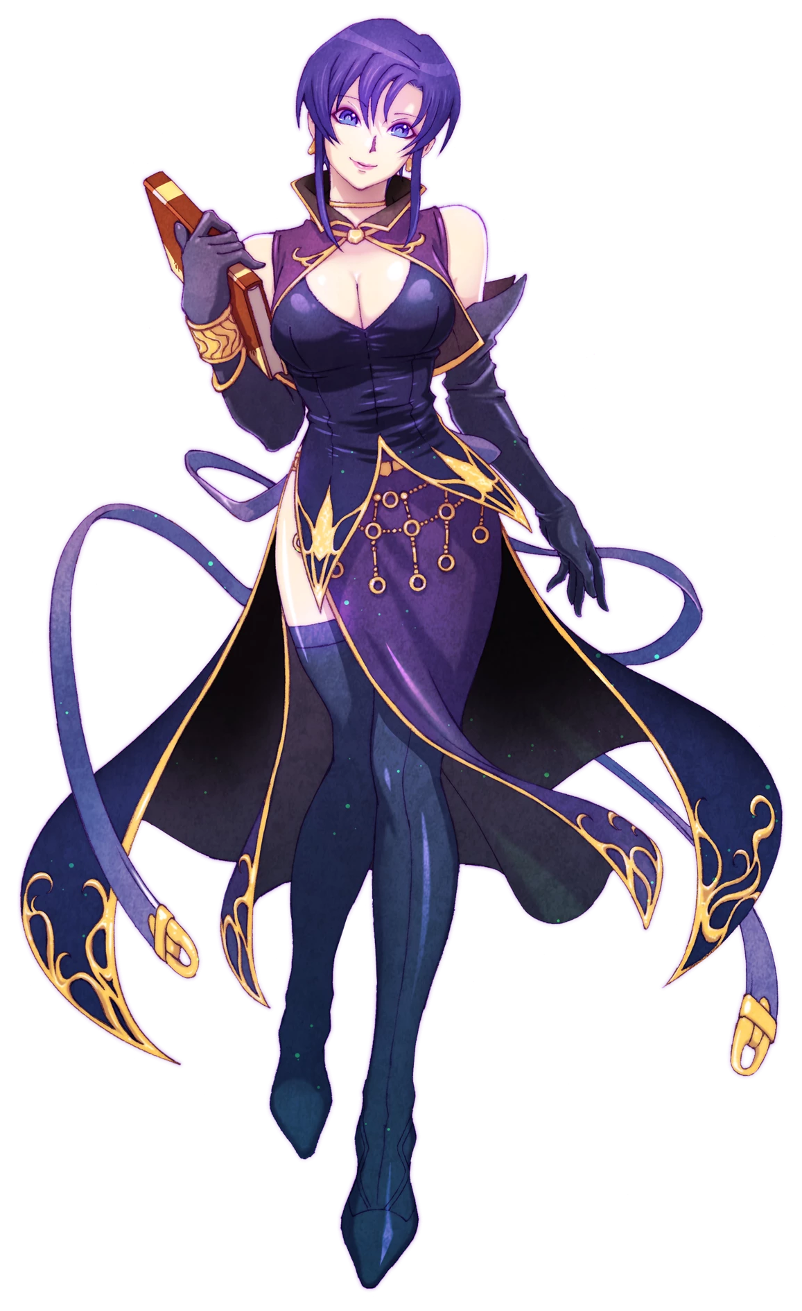 image royalty free stock Ursula drawing concept art. Fire emblem heroes from