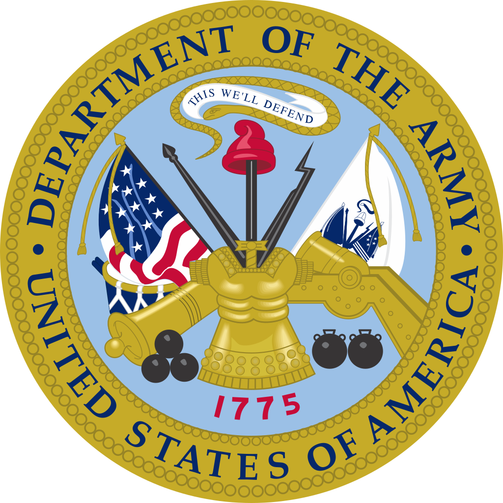 image library download File emblem of the. Us army clipart.