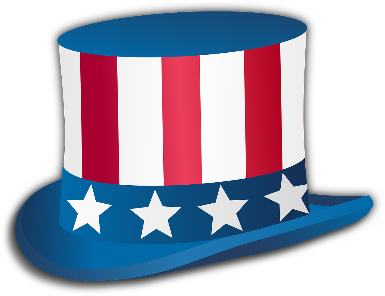 image library stock Beard clipart uncle sam. Political parties and symbols