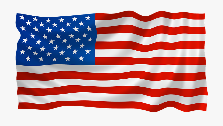 freeuse library Usa transparent cartoon. Flag american united states