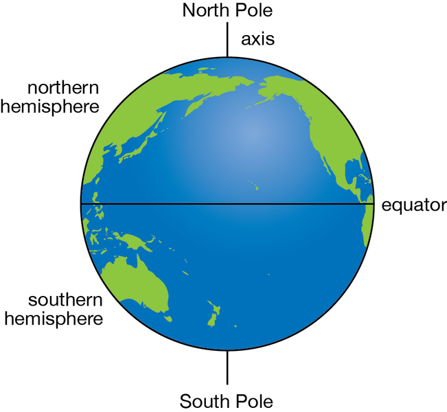graphic freeuse download Locating points on a. Usa drawing earth