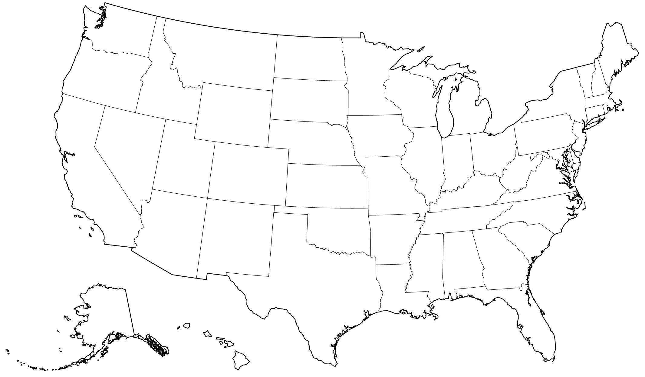 jpg transparent Usa drawing map united states. Us at paintingvalley com