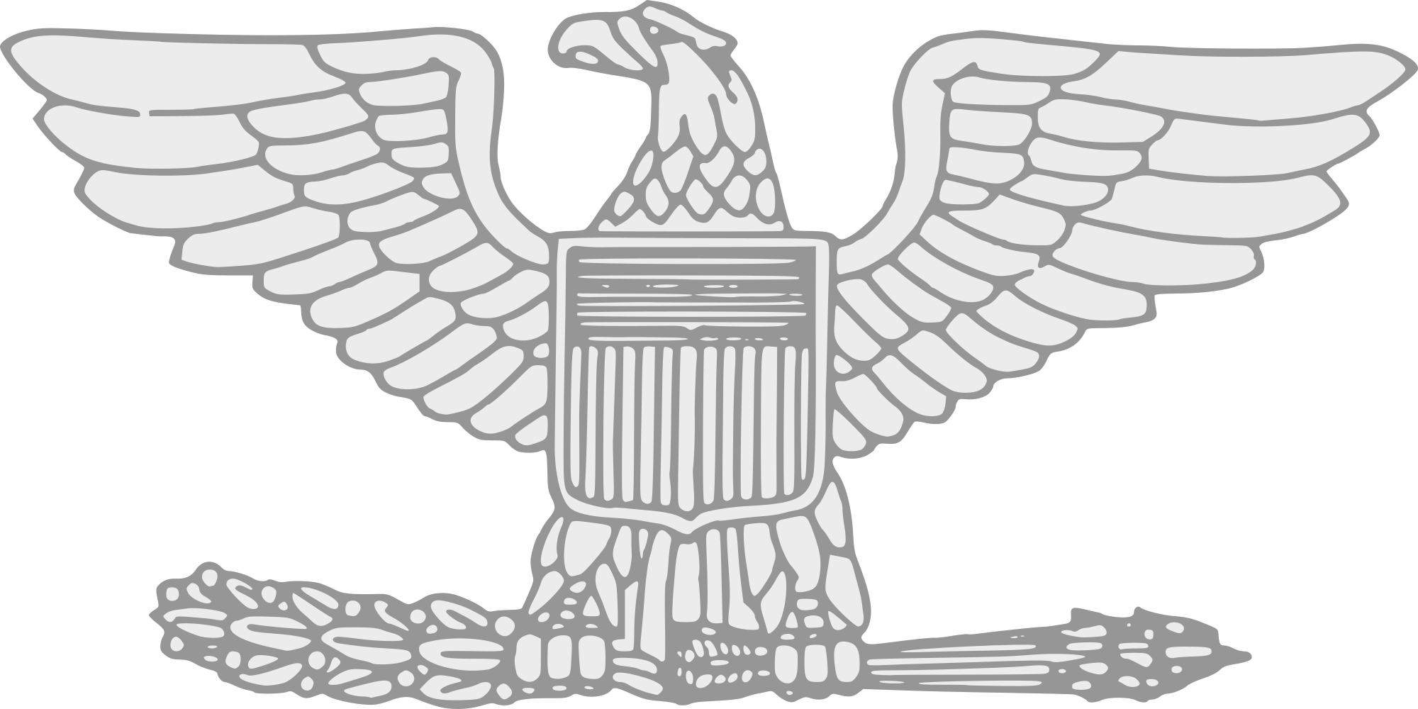 svg stock Usa drawing military. File us o insignia