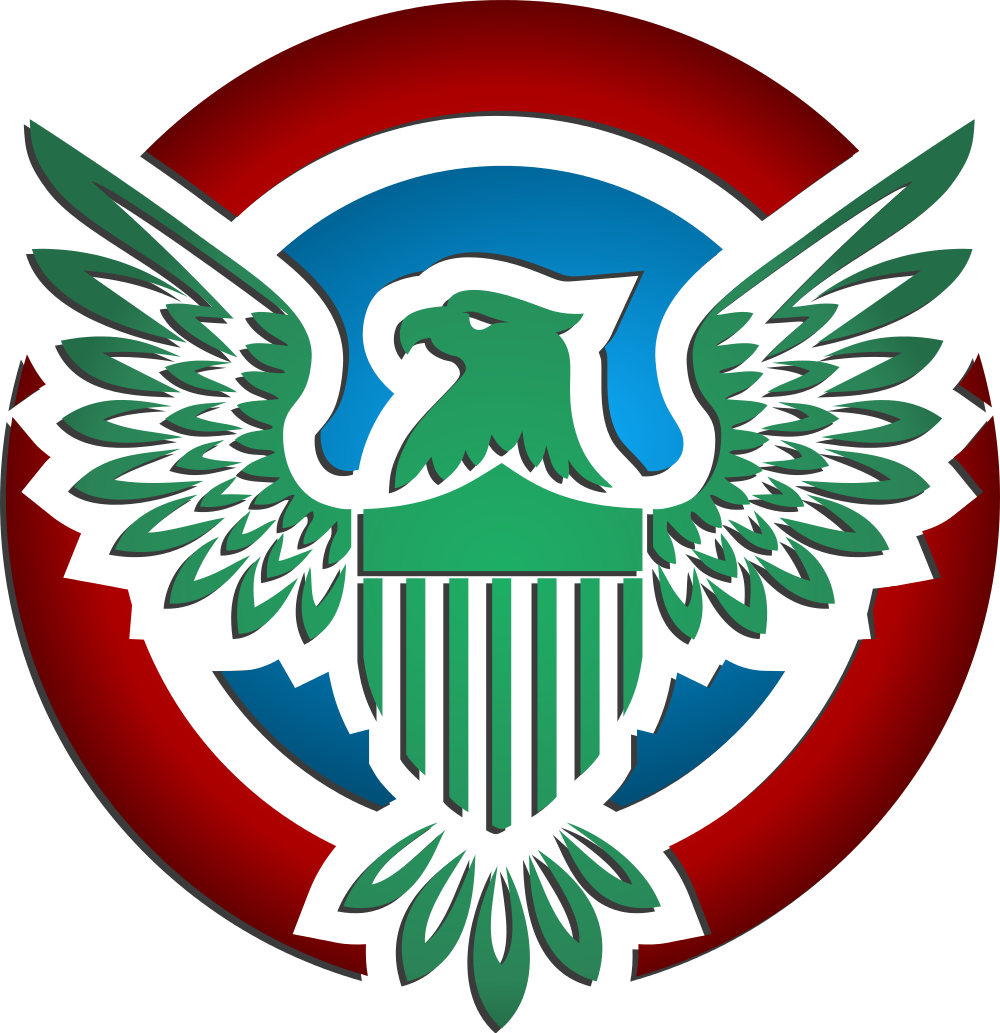 jpg transparent library File wikimedia us thing. Usa svg eagle