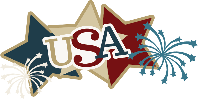 clipart free Scrapbook title for scrapbooking. Usa svg file