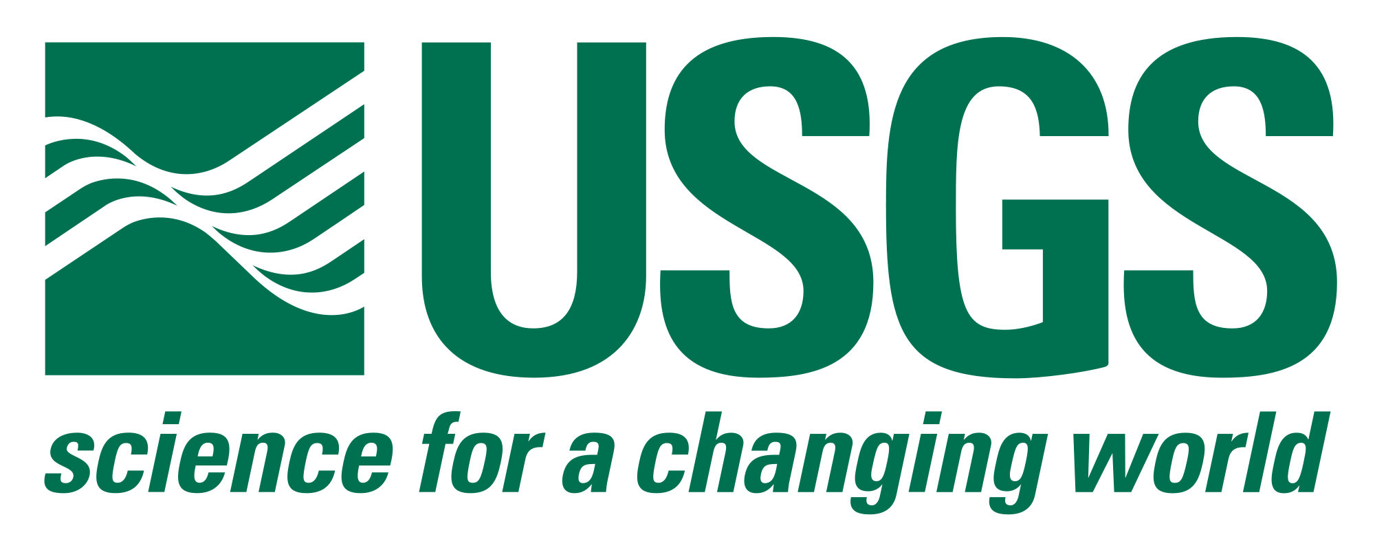 picture freeuse stock File usgs logo green. Usa svg official