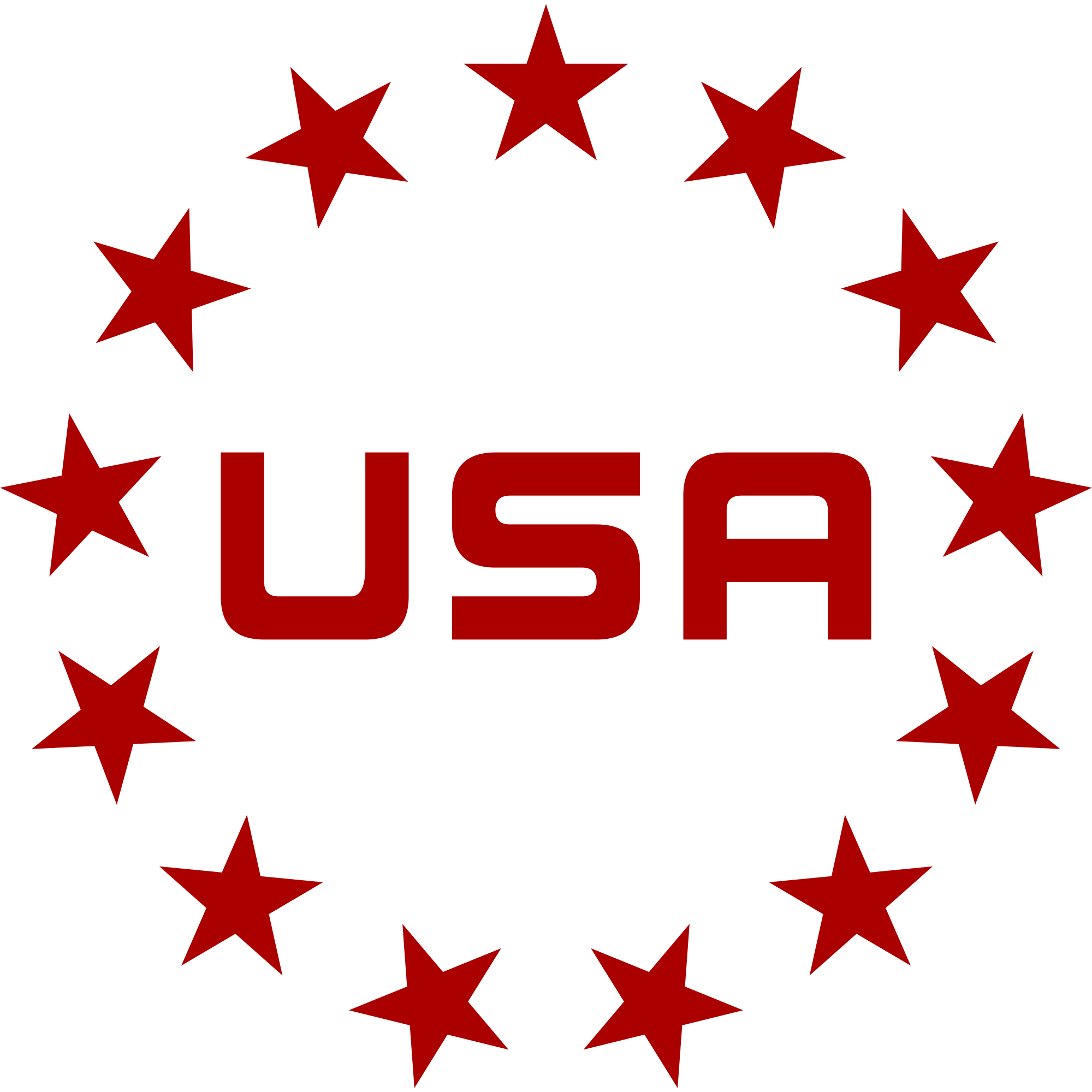 clip art royalty free stock Usa svg red. File wag logo wikimedia