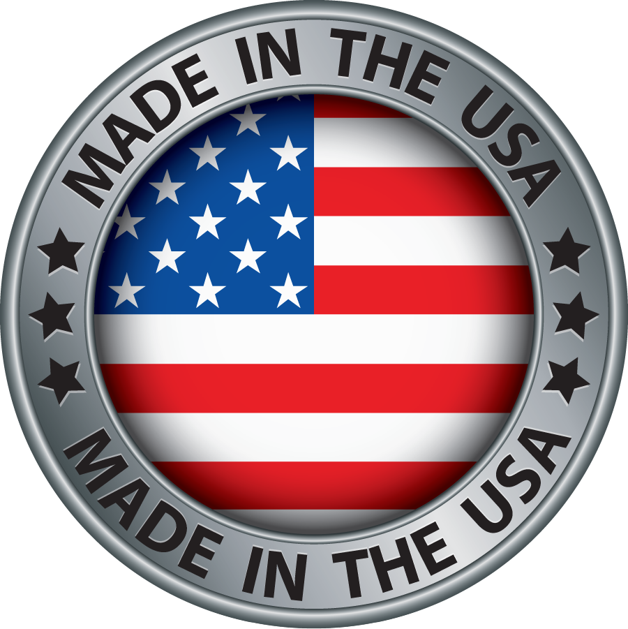 jpg black and white download Usa transparent badge.  made in the