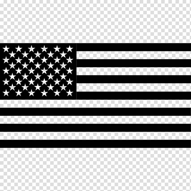png royalty free library Usa transparent black. Flag of the united.
