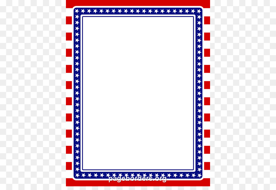 clip transparent library Usa transparent border. Independence day png download