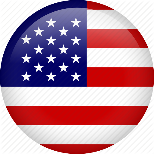 vector library stock Usa transparent circle. Flags by milinda courey