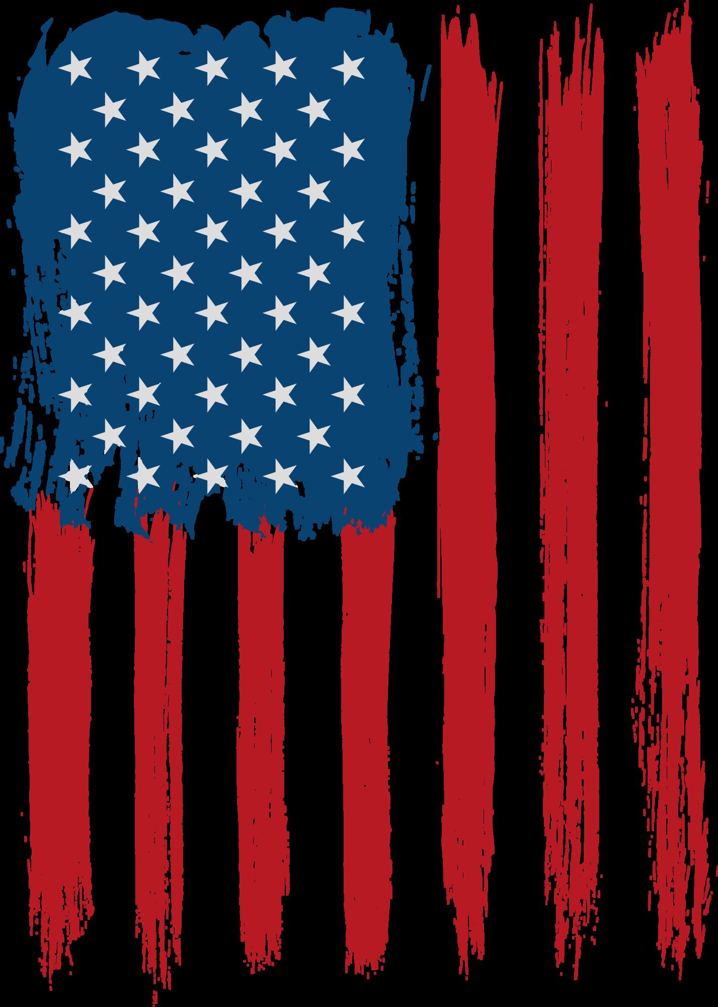 clip art black and white Flag decoration clip art. Usa transparent clipart