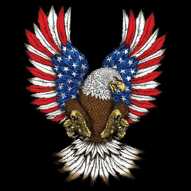 clip royalty free Usa transparent eagle.