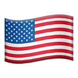 banner royalty free Usa transparent emoji.  flag for united