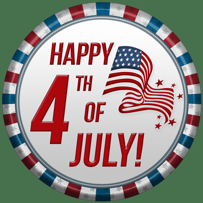 clip art transparent Usa transparent happy. Th of july clip