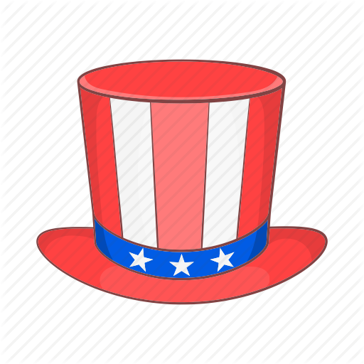 freeuse download Columbus day cartoon by. Usa transparent hat