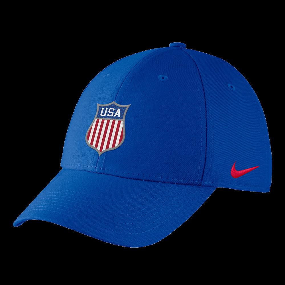 image library Usa transparent hat. Hockey nike olympic royal