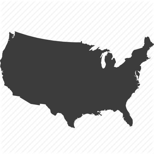 clip free library Us states by crioxdesign. Usa transparent icon