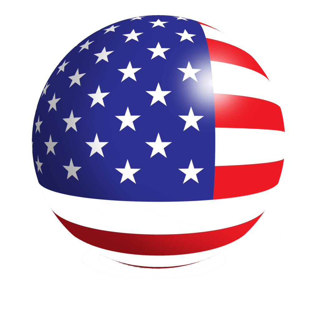 clip art library download American us flag vector. Usa transparent icon