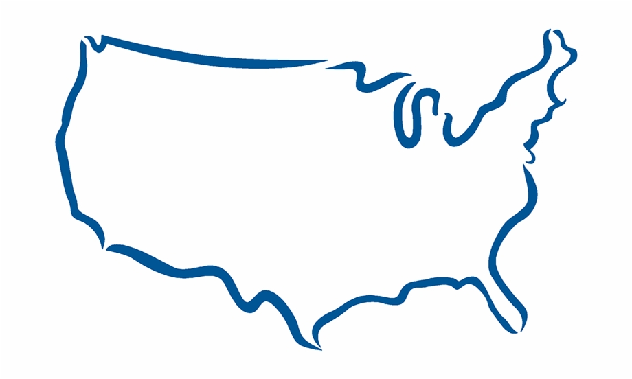 svg library library Usa transparent outline. Com png of the