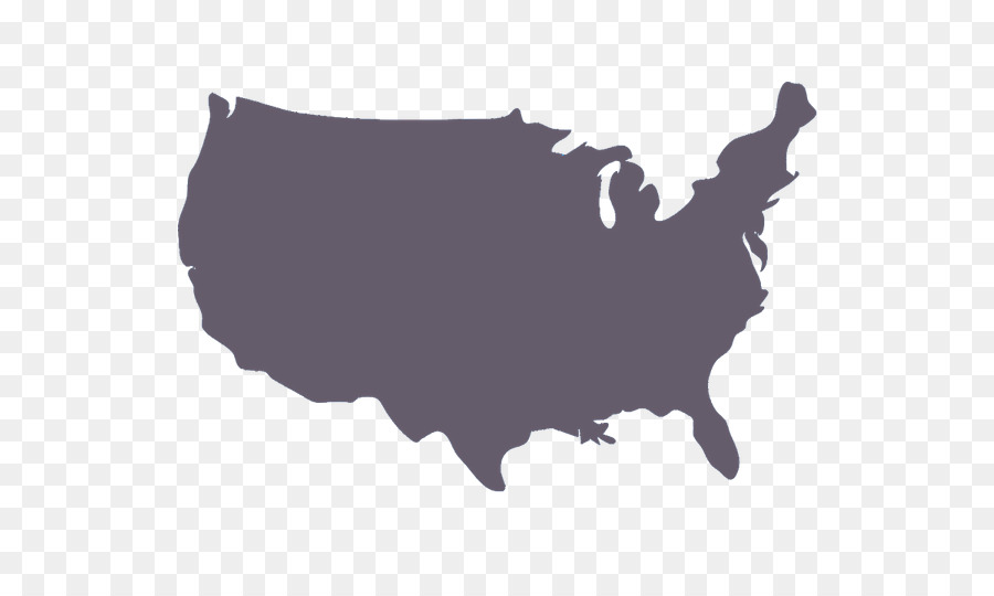 picture freeuse Usa transparent silhouette. Map cartoon clipart clip