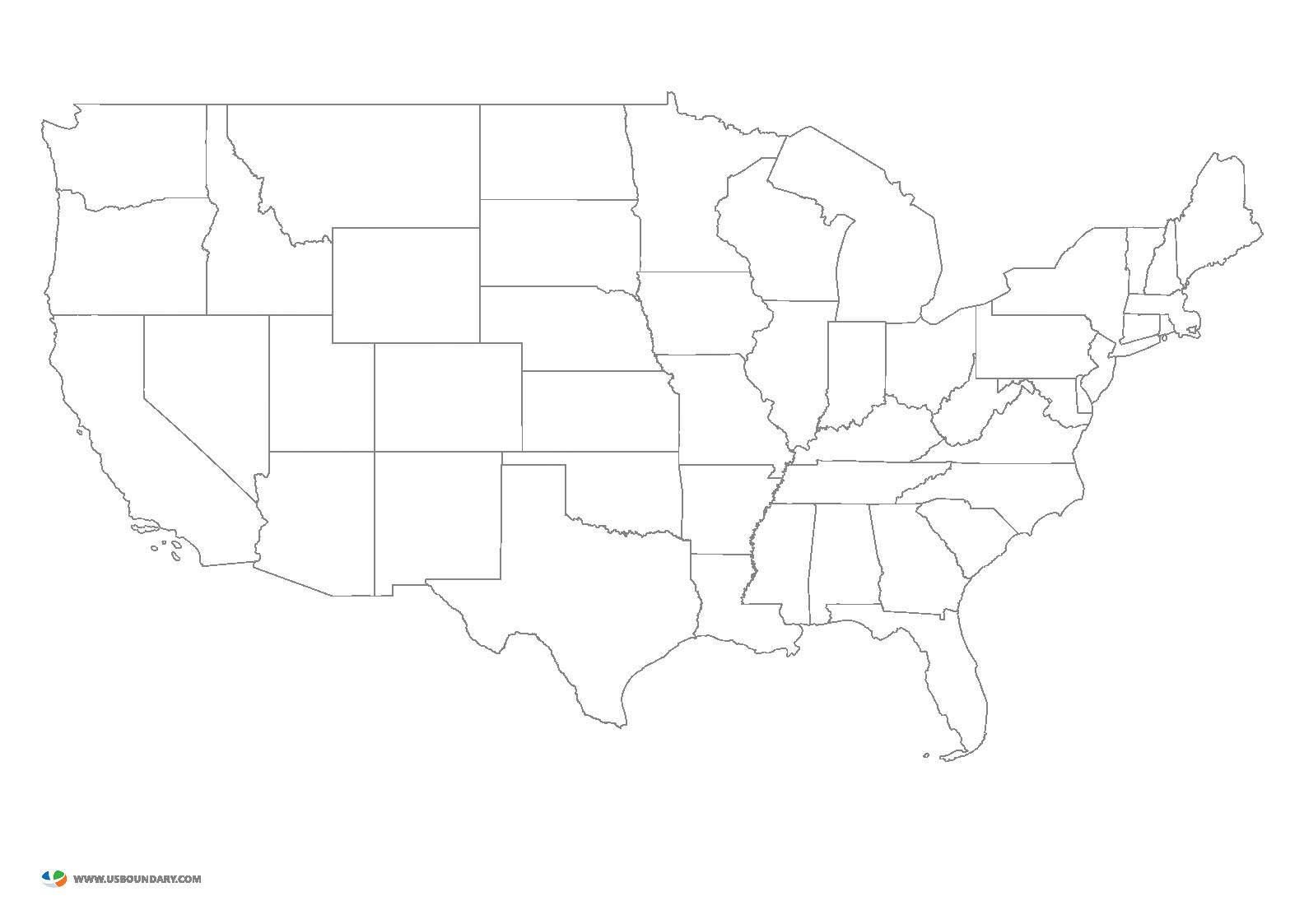 clip art transparent stock Usa transparent sketch. Us map at paintingvalley