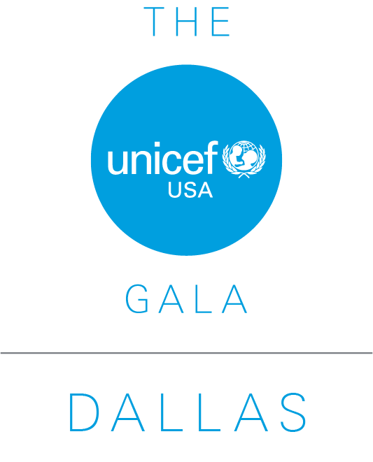 png black and white stock Dallas gala . Usa transparent unicef