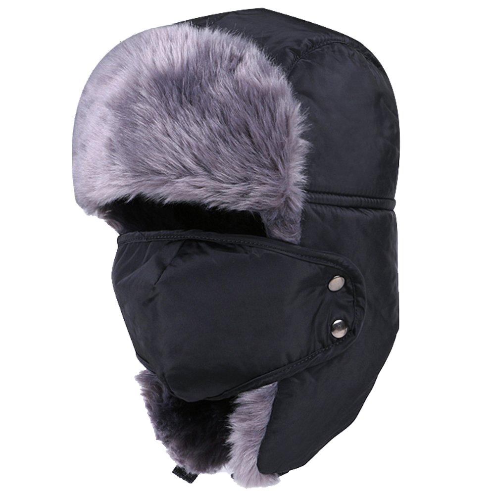 image free Ushanka transparent background. Hat cap winter fur