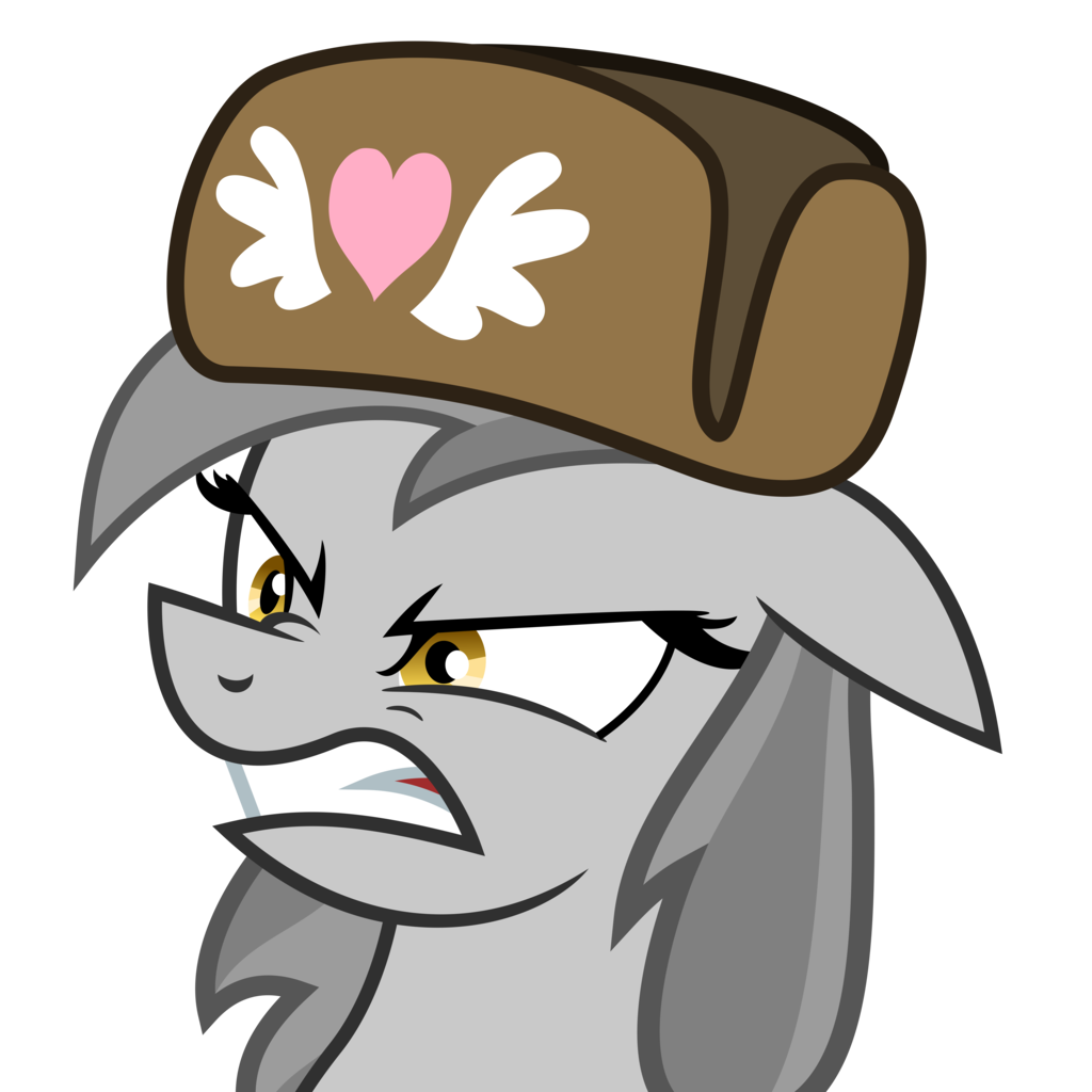 clip royalty free  absurd res angry. Ushanka transparent clip art