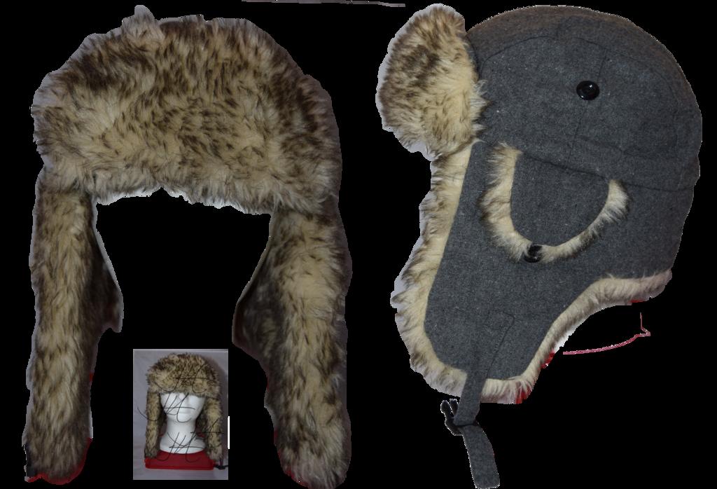 clip art freeuse Hat png stock reposted. Ushanka transparent fur