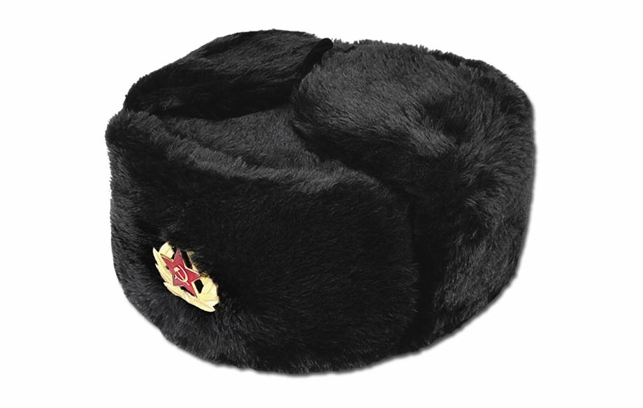 svg freeuse download Ushanka transparent russian hat. Png