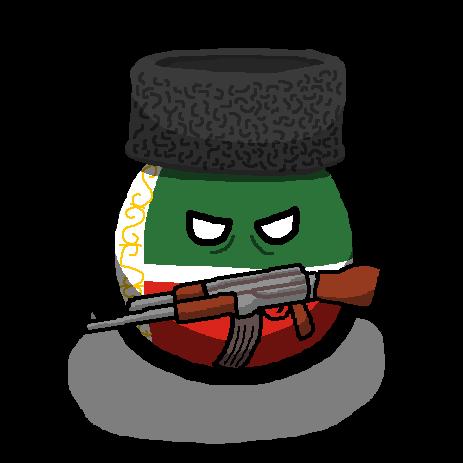 clip freeuse download Chechnyaball polandball wiki fandom. Ushanka transparent russian imperial