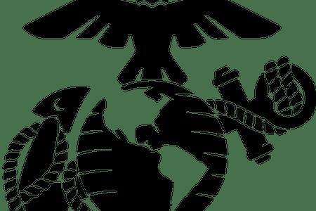 clip art transparent library United states marines logo. Usmc vector