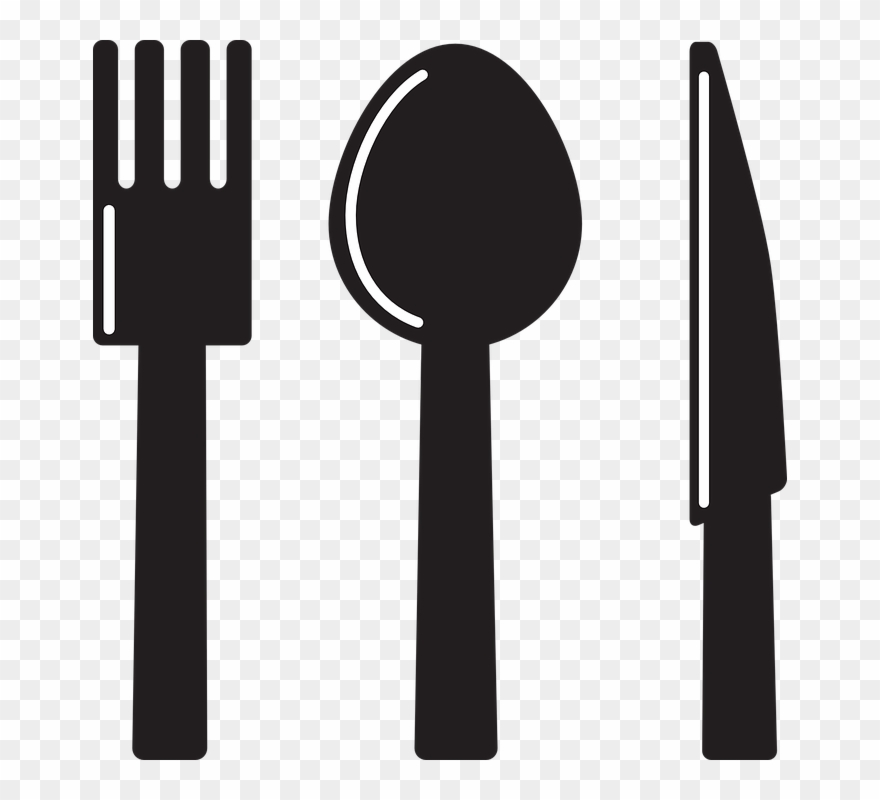 picture download Utensils clipart. Kitchen clip art spoon