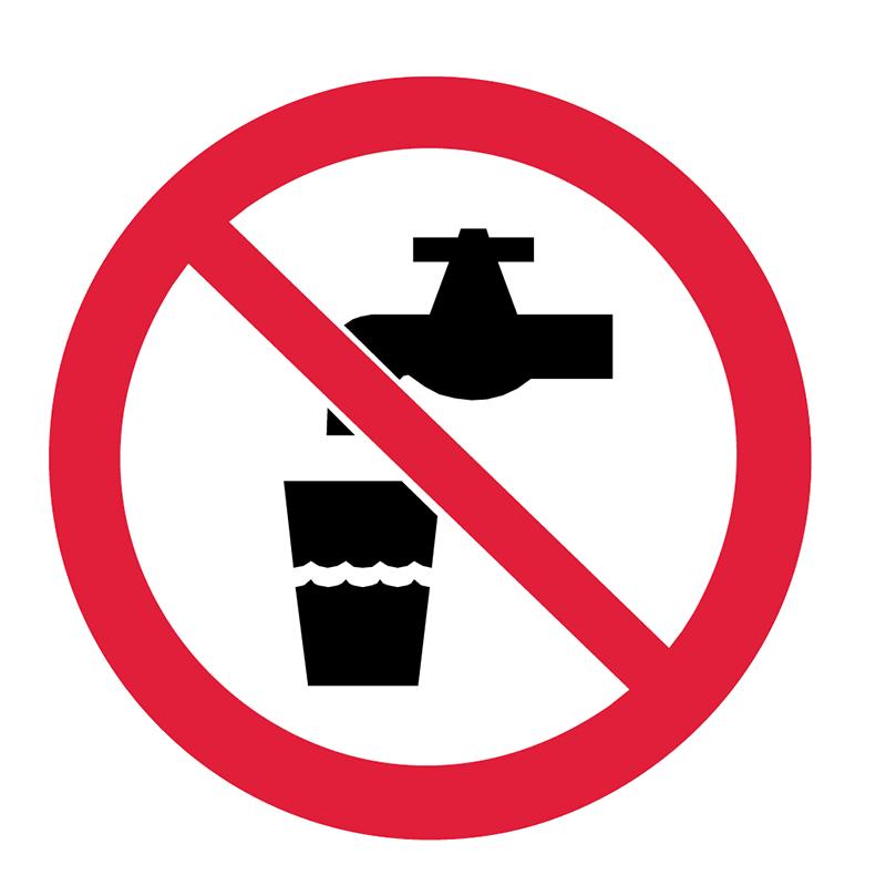 clip art free Brady prohibitory pictograms no. V clip industrial