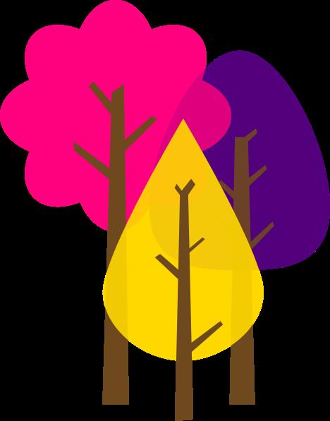 jpg download V clip spring. Trees art at clker